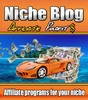 Niche Blog Affiliate Profits MRR