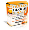 Thumbnail Build Blogs Fast MRR