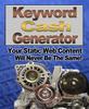 Thumbnail Keyword Cash Generator