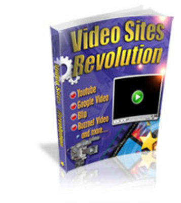 Product picture Video Sites Revolution MRR
