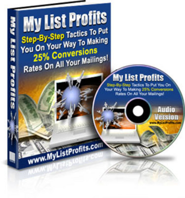 Product picture My List Profits