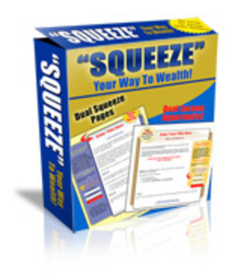 Product picture Squeeze Your Way To Wealth