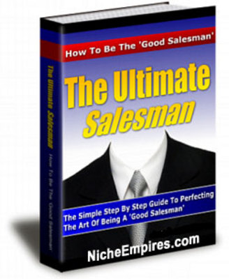 Product picture The Ultimate Salesman MRR