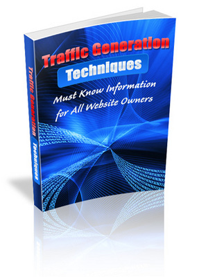 Product picture Traffic Generation Techniques MRR