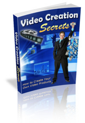 Product picture Video_Creation_Secrets_PLR