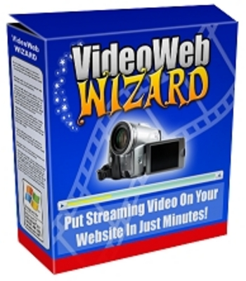 Product picture Video Web Wizard.zip