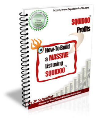 Product picture Squidoo Profits MRR