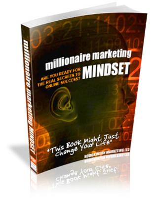 Product picture Millionaire Marketing Mindset