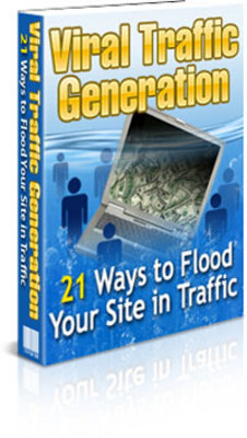 Product picture Viral Traffic Generation PLR